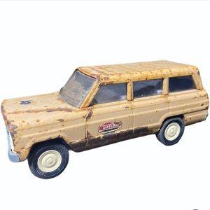 Tonka • Vintage Tonka Wagon Car